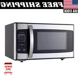 1000W Stainless Steel Microwave Home Appliance Potato Pizza