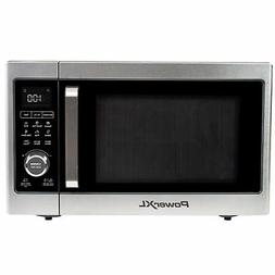PowerXL BDK02 3-in-1 Microwave, Air Fryer and Convection Ove