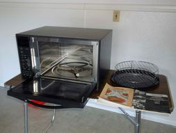 Sharp Carousel II Convection Oven Model R-9H84