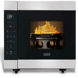 Galanz 0.9 Cu.Ft Air Fry Microwave 3-in-1 countertop air fry
