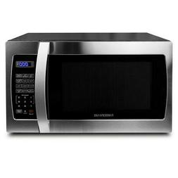 Farberware Countertop Microwave Oven Stainless Steel Digital