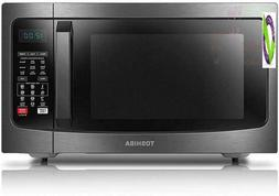 Toshiba Ec042A5C-Bs 1.5 Cu Ft./1000W, Microwave Oven With Co