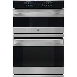 """Kenmore Elite 49113 30"""" Electric Wall Oven/Microwave Combina"""