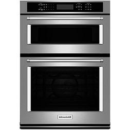 KitchenAid KOCE507ESS KOCE507ESS 27 Stainless Convection Wal