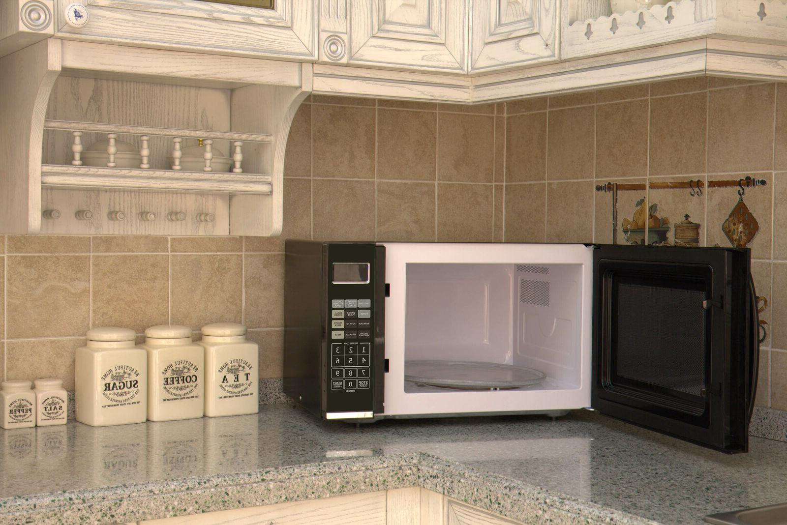 Microwave 1.2 Cu Ft Cooking Turkey 1100W