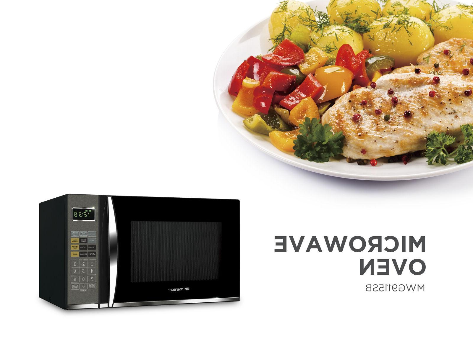 Microwave 1.2 Cu Ft Home Cooking 1100W