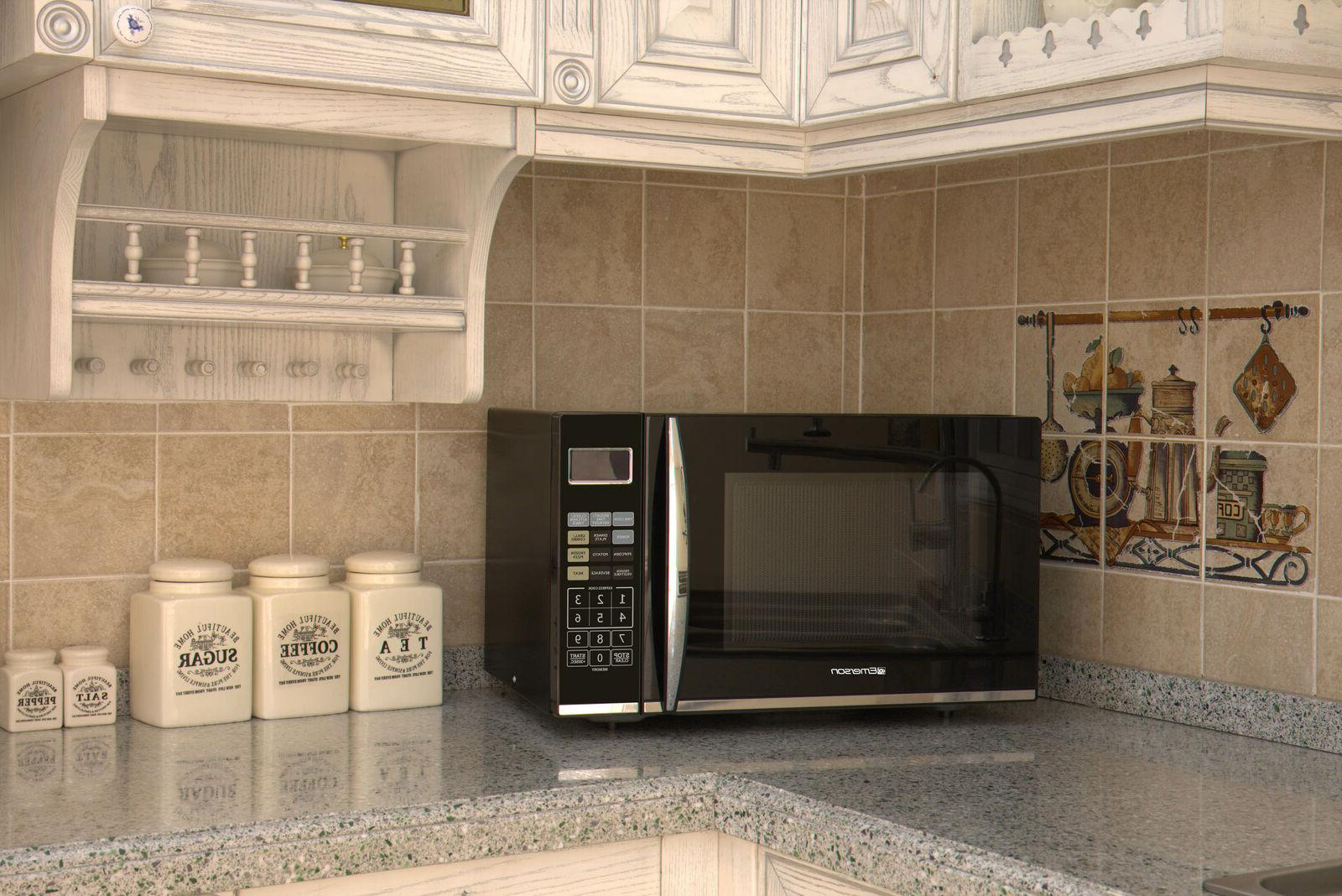Microwave W/ Grill Cu Ft Home Cooking Turkey 1100W