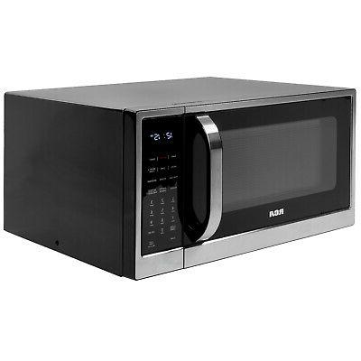RCA 1.2 Cu Microwave with Air and Convection - Steel