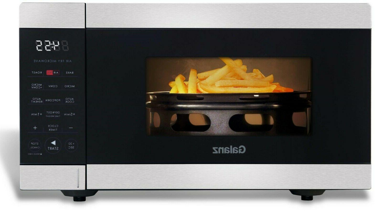 Galanz 3-in-1 Counter-top Air Fryer Convection Microwave Ove