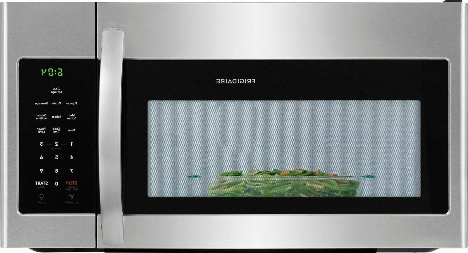 Frigidaire 30 the Range Microwave Multi-Stage Cooking,FFMV1645TS