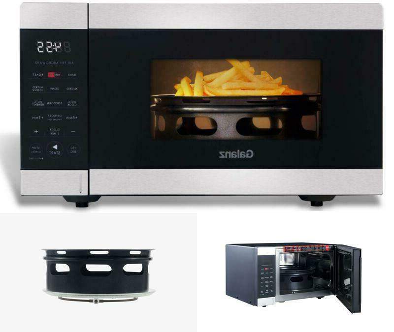 air fry microwave oven fryer convection kitchen