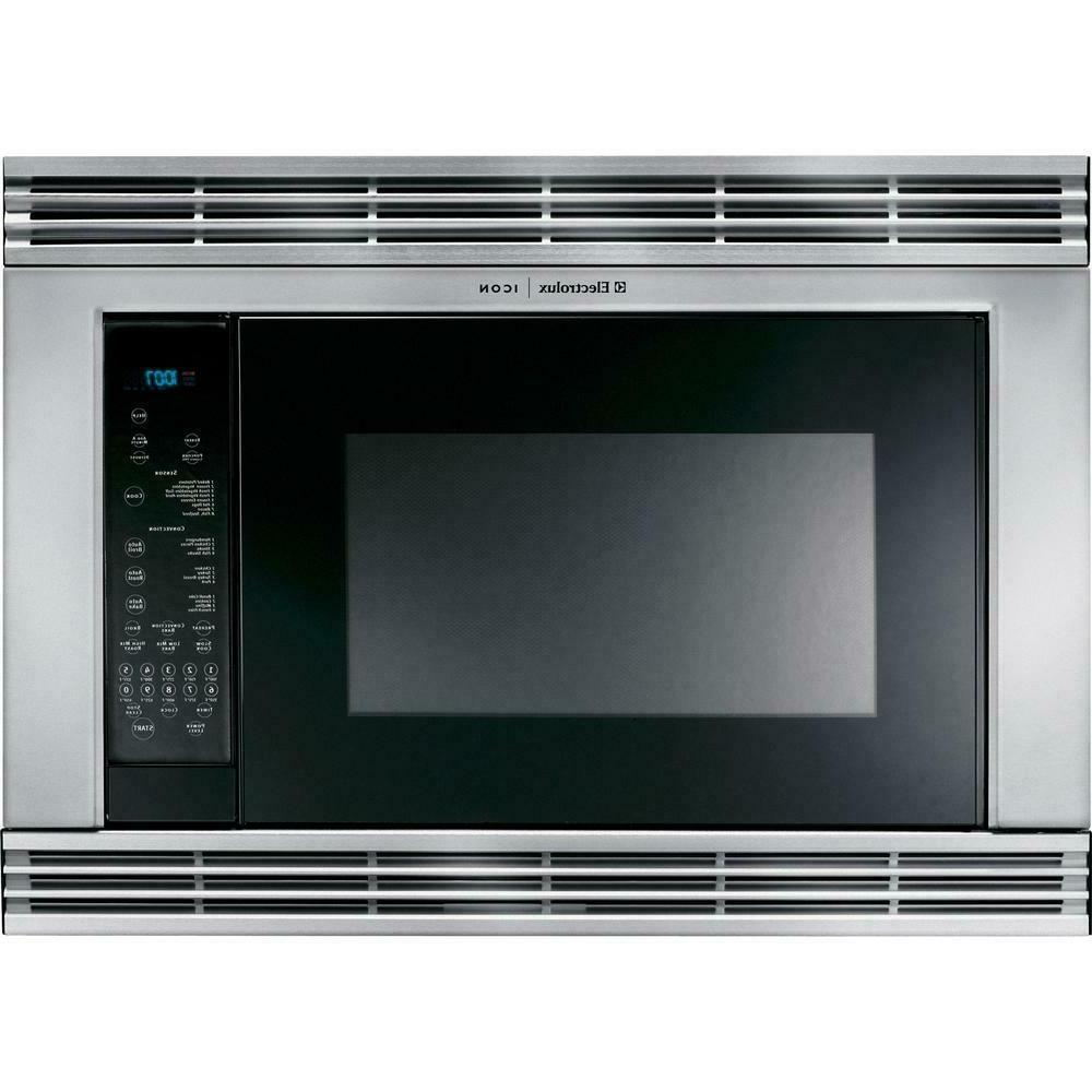 built in convection microwave oven e30mo65gss trim
