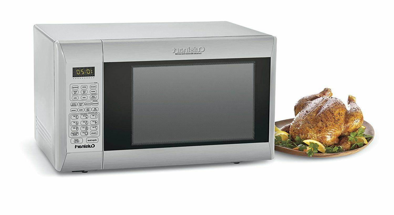 Cuisinart CMW-200 1.2 Cubic Foot Convection Microwave Oven w