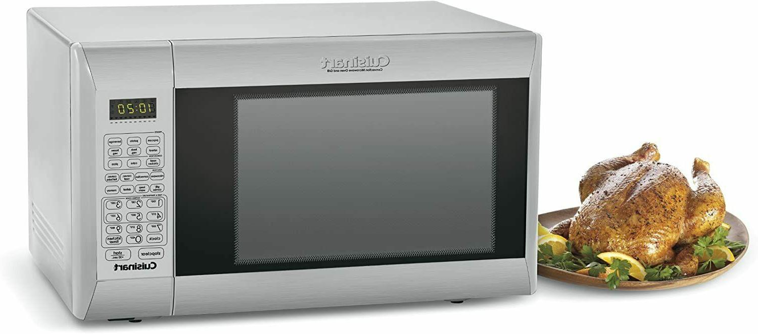 Cuisinart Oven and Grill Stainless Steel