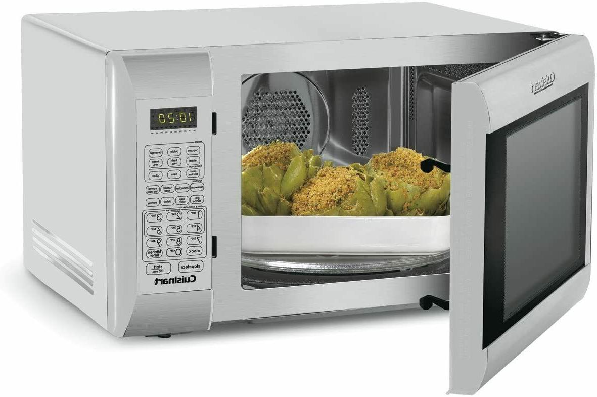Cuisinart CMW-200 Convection Microwave Oven Steel
