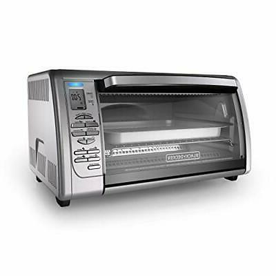 Digital Convection Toaster Oven Microwave LED Display With R
