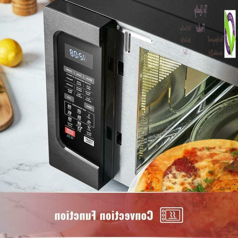 Toshiba Ec042A5C-Bs Ft./1000W, Oven Convection, Stai