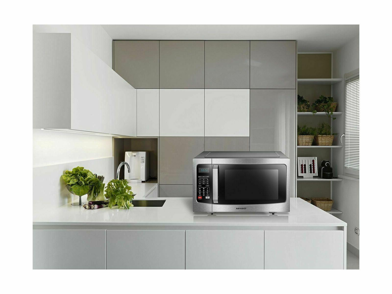Toshiba SS Microwave Oven Convection Function