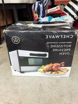 Microwave convection oven countertop new