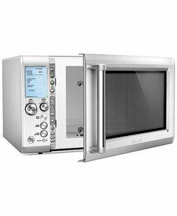 Breville  Quick Touch Microwave - Silver