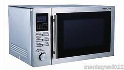 Sharp R84AO 220-240 Volt 25L Microwave Convection Oven Grill