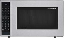 Sharp SMC1585BS 1.5 cu. ft. Microwave Oven with Convection C
