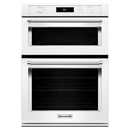 """Kitchenaid - 30"""" Single Electric Convection Wall Oven With B"""