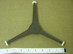 """Universal 4.5"""" Radius Microwave Turntable Support / Roller W"""